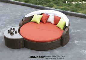 Garden Day Bed  , JHA-0097