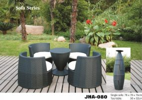 Space Saving Patio Furniture , JHA-080
