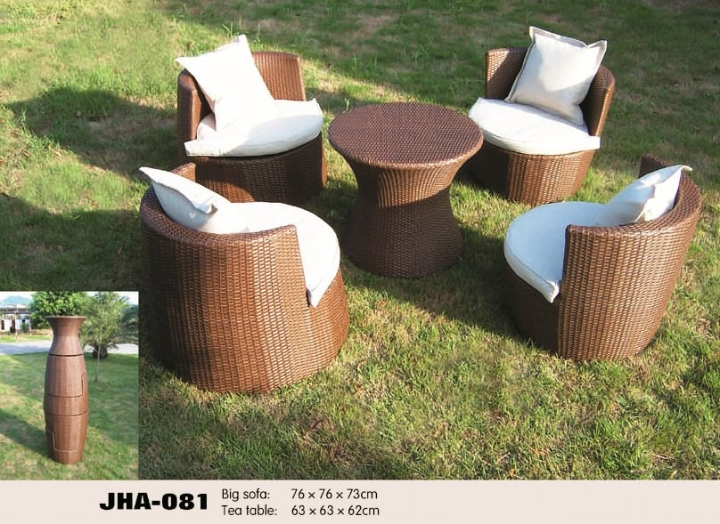 Space Saver Patio Furniture