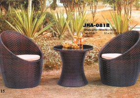 Wicker Patio Sets , JHA-081B