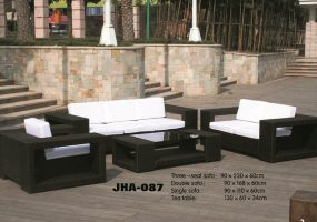 Wicker Sofa Set , JHA-087