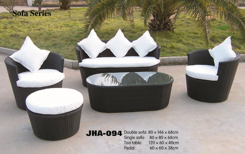 Sunperry Rattan Sofa Set