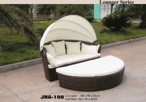 Half Moon Day Bed , JHA-100