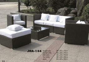 Outdoor Garden Sofa Set , JHA-144