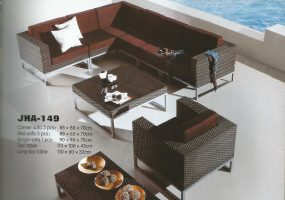 Decon Sectional Sofa , JHA-149