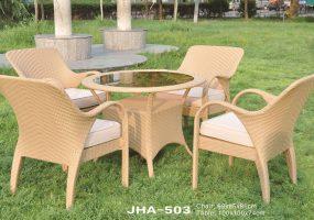 Lawn Dining Set , JHA-503