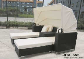 Canopy Pool Side Lounger , JHA-555