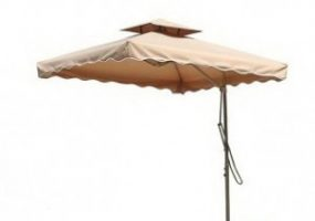 Ivory Garden Umbrella Side Pole  , JHA-607