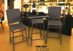 Bar Chair Set , JHA-985