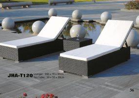 Sun Lounger Set , JHA-T120
