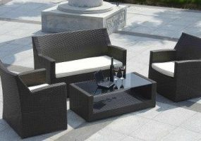 Patio Leisure Garden Sofa Set , JHA-141