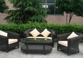 Mandarian Design Sofa Set , JHA-0987