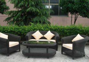 Mandarian Design Sofa Set , JHA-0987