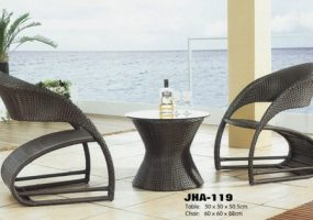 JHA-119 New Arrival Patio Set