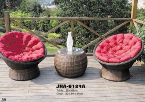Patio Furniture , JHA-6124A
