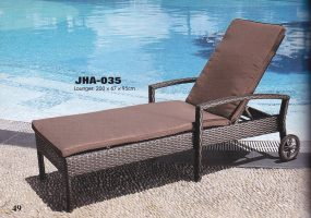Renzo Swimming Pool Furniture , JHA-035