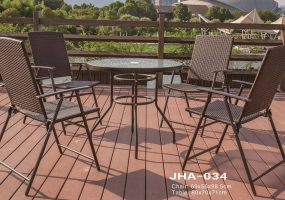 Leisure Patio Dining Set , JHA-034