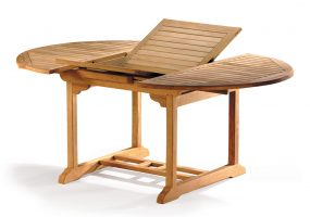 Brampton Extending Teak Table , HC-039