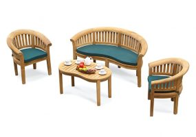 Deluxe Banana  Bench Set , HC-531