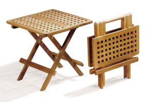 Folding Square Picnic Table HC-005