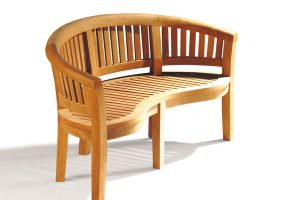 Double Deluxe Banana Bench ,HC-031