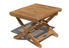 Rimini Teak Wood Foot Stool  HC-249