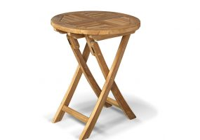 Teak Wood Round Table HC- 340