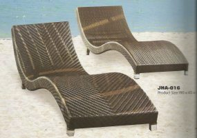 Cobish Pool Sun Lounger, JHA-016
