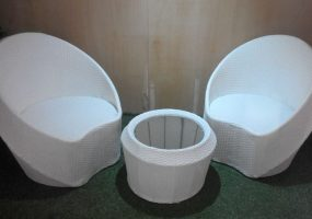 Designer Patio Set, JHA-081F