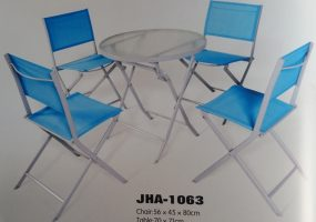 Patio Dining Set,  JHA-1063