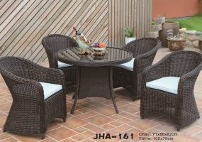 Royale Indoor Outdoor Dining Set ,  JHA-161