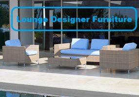 Lounger Designer Furniture