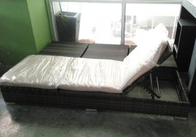 Double Lounger, Stock Item