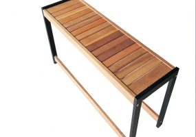 Wood Bench Balau, KTS-17