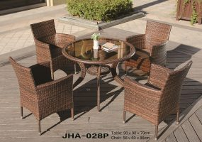 Decon Designs Dining Set, JHA-028P