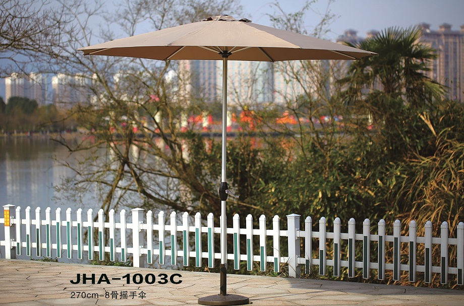 Decon Central Pole Umbrella