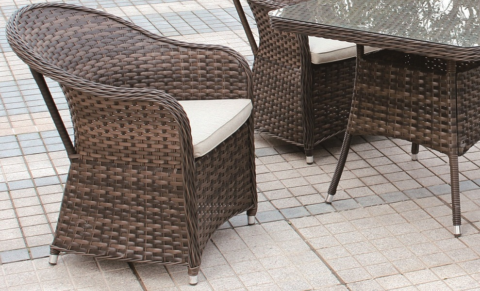 garden royal dining set