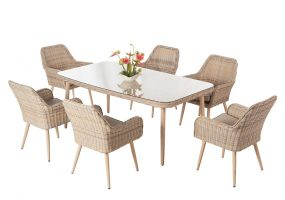 Royale Dining Set , JHA-615