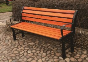 Patio Polywood Bench, JHA-LC009