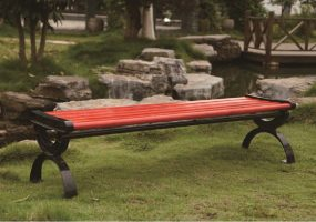 Polywood Backless Bench, JHA-LC016