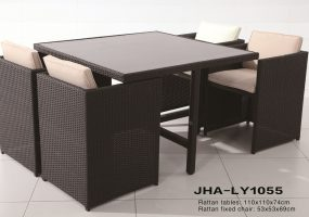Space Saver Dining Set ,JHA-LY1055