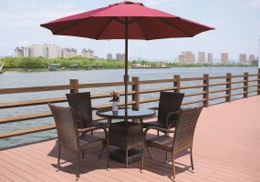 Deck Dining Set , JHA-0273