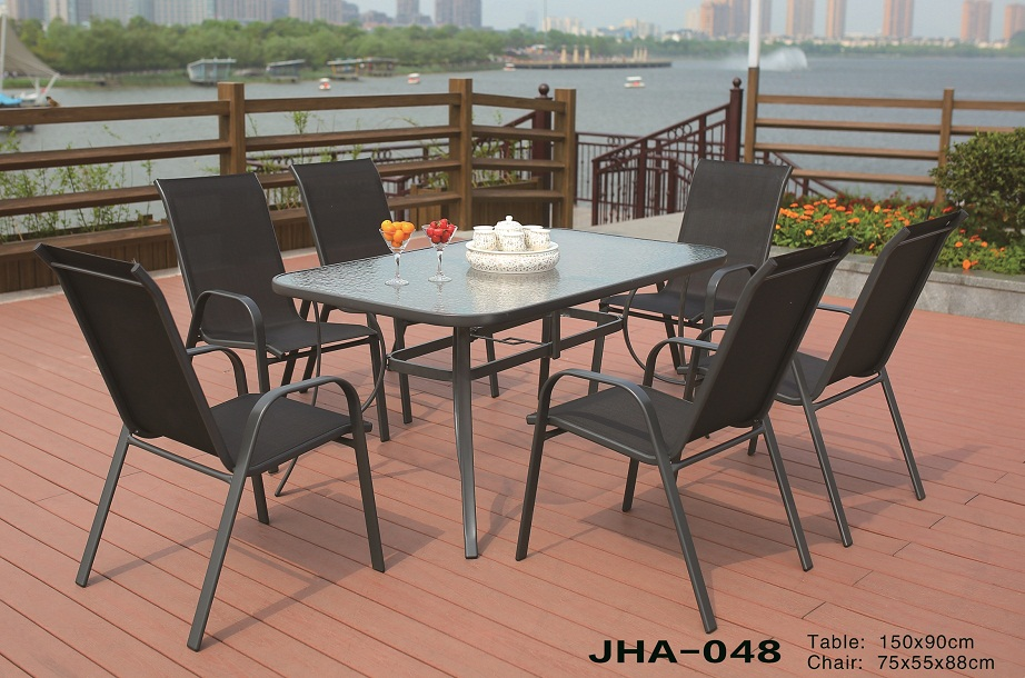 Deck Dining Set