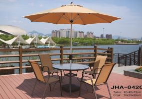 Patio Round Dining , JHA-042C