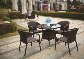 Lawn Dining Set, JHA-0276