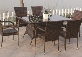 Lawn Dining Set, JHA-0271