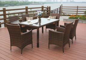 Outdoor Dining Set, JHA-0282