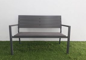 Outdoor Bench Stock