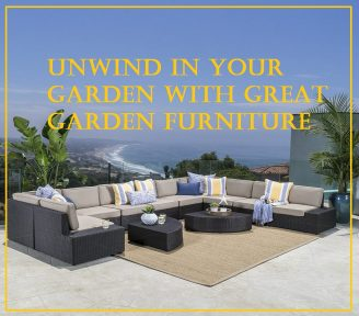 Unwind In Your Garden With Great Garden Furniture