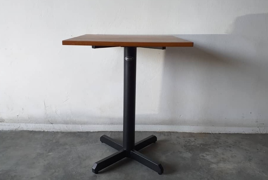 Cafe Table, Balau Wood, Decon